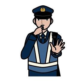 自転車でよく警察に止められる!無視したらどうなる?対策は?