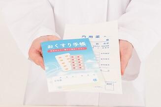 お薬手帳は自作のものではダメ!?ノートで代用することは?